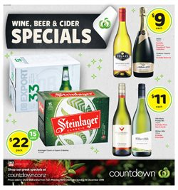 Offers from Countdown in the Levin special