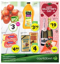 Offers from Countdown in the Rolleston special