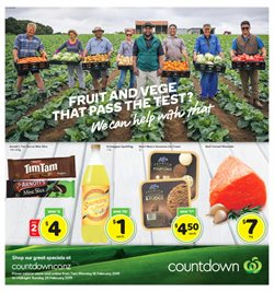 Grocery & Liquor offers in the Countdown catalogue in Rolleston