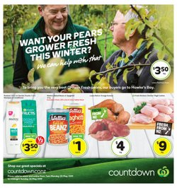 Offers from Countdown in the Otaki special