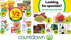 Countdown catalogue ( Expires today )