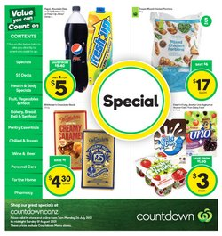 Countdown catalogue ( Published today)