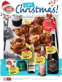 Grocery & Liquor offers in the New World catalogue in Hastings