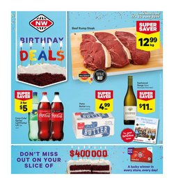 Grocery & Liquor offers in the New World catalogue in Otaki