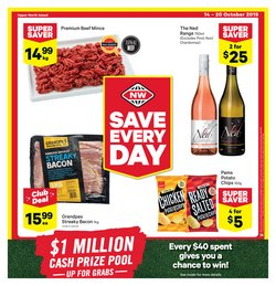 Offers from New World in the Auckland special