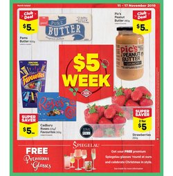 Offers from New World in the Hamilton special