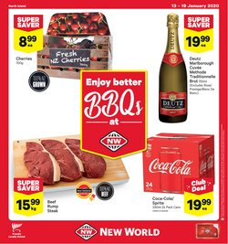 Supermarkets offers in the New World catalogue in Auckland