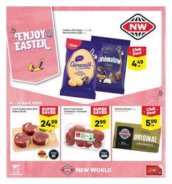 Supermarkets offers in the New World catalogue in Hokitika ( 3 days left )