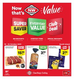 Supermarkets offers in the New World catalogue ( 2 days left)