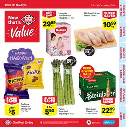 Supermarkets offers in the New World catalogue ( Published today)