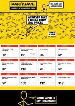 Pak n Save catalogue ( Expires tomorrow )