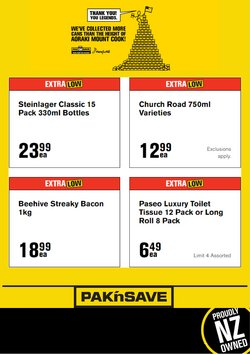 Pak n Save catalogue ( Expires today)