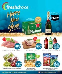Fresh Choice catalogue ( Expired )