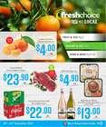 Fresh Choice catalogue ( 1 day ago )