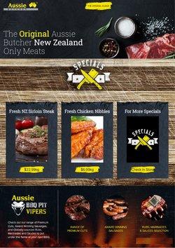 Aussie Butcher offers in the Aussie Butcher catalogue ( 1 day ago)