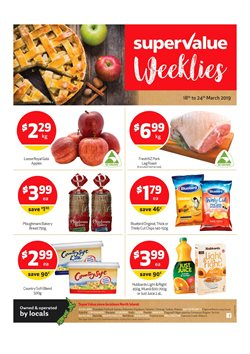 Offers from SuperValue in the Auckland special