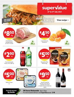 SuperValue offers in the SuperValue catalogue ( Expired)