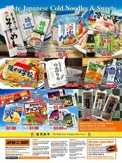 Japan Mart catalogue ( 7 days left )