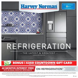 Electronics & Appliances offers in the Harvey Norman catalogue in Lincoln