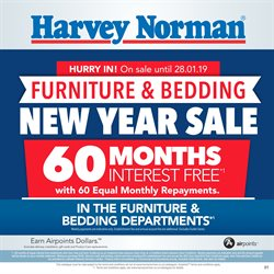 Offers from Harvey Norman in the Tauranga special