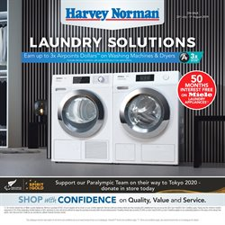 Offers from Harvey Norman in the Auckland special