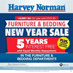 Electronics & Appliances offers in the Harvey Norman catalogue in Hamilton