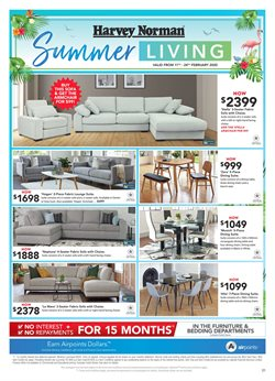 Harvey Norman catalogue ( 5 days left )