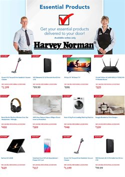 Electronics & Appliances offers in the Harvey Norman catalogue in Palmerston North ( 3 days ago )