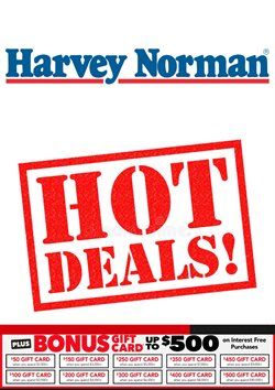 Harvey Norman catalogue ( 20 days left )