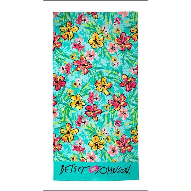 Luv Betsey Hawaiian Paradise Beach Towel offer at $49.99