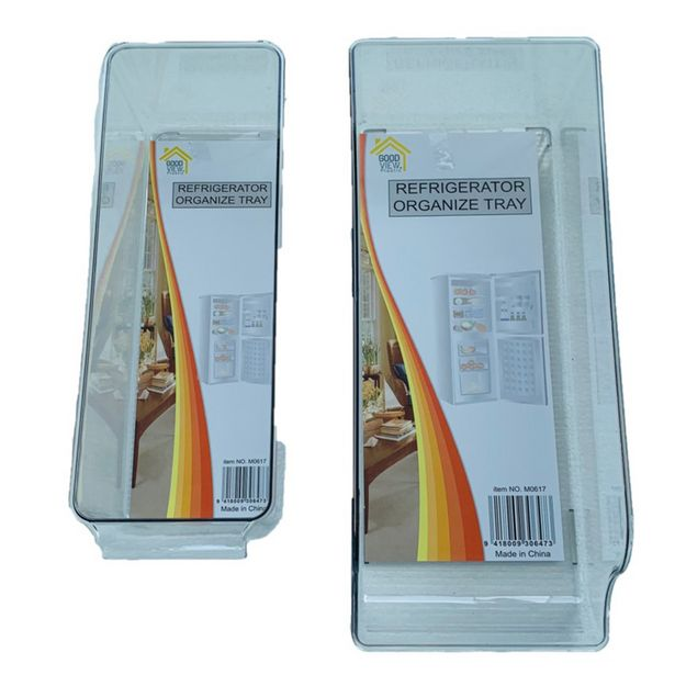 Refrigerator Acrylic Caddy Set of 2 offer at $19.99