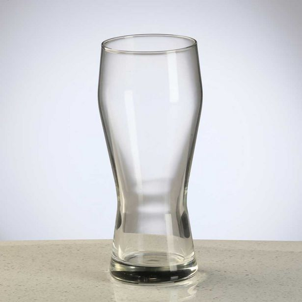Glass Collection Beer Profile Glass 400ml Set 4 offer at $14.99