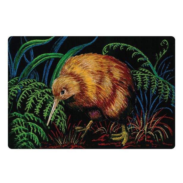 Just Home Kiwi Placemat Set 2 offer at $29.99