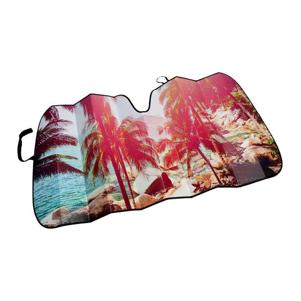 Sperling Retro Beach Car Sunshade offer at $7