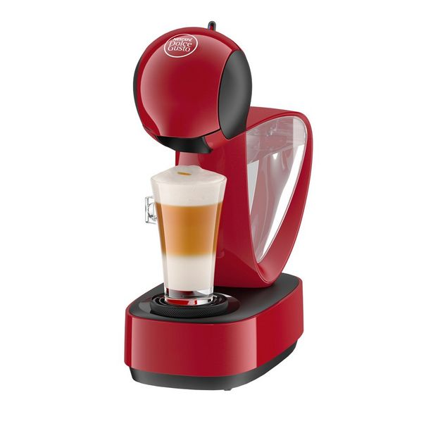 Nescafe Dolce Gusto Infinissima Coffee Machine Red NCU250RED offer at $69.99