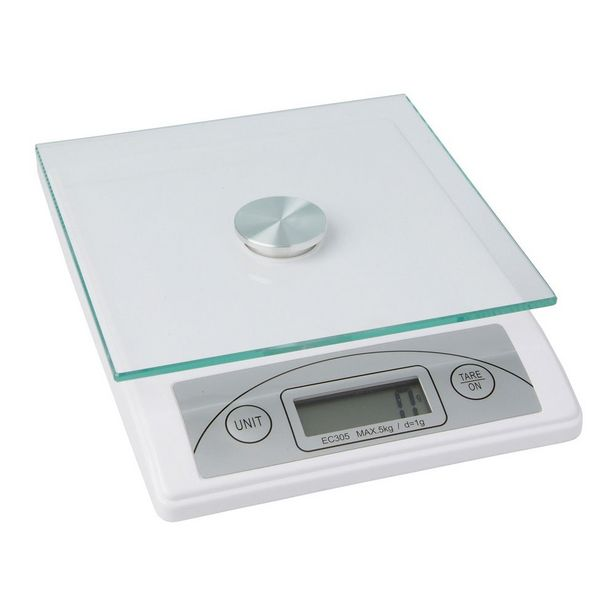Wiltshire Electronic Glass Kitchen Scale offer at $29.99