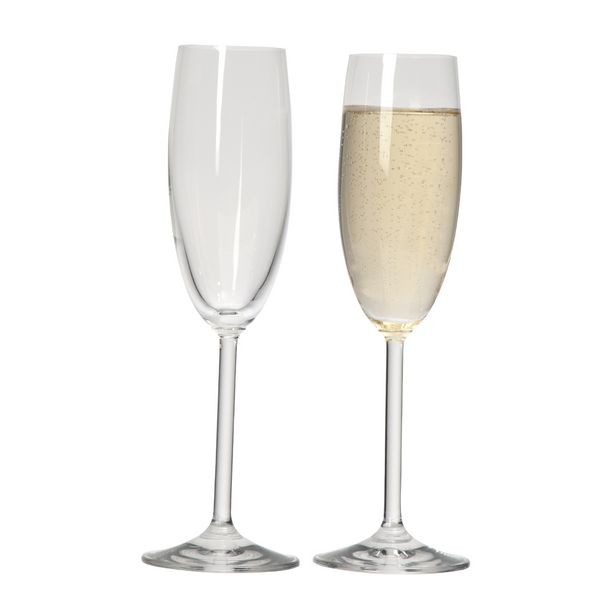 Ecology Champagne Flute Set of 6 offer at $29.99