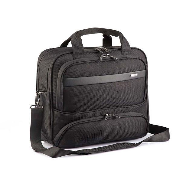 Verage Elite Laptop Satchel Black 16.5in offer at $189.99