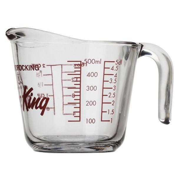 Anchor Hocking Fireking Measuring Jug 500ml offer at $9.99