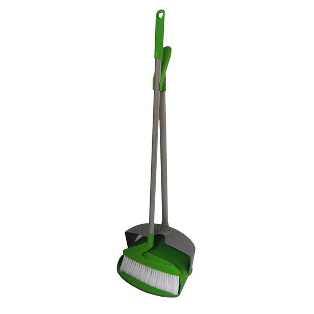 Go Clean Radius No Bend Scoop and Broom Set offer at $29.99