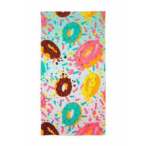 Galaxy Kids Donuts Beach Towel offer at $24.99