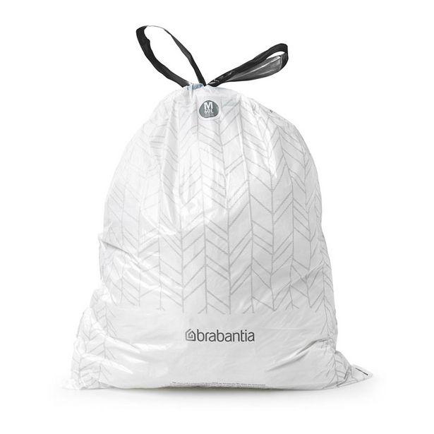 Brabantia Bin Liner Code M 60 Litre 10 Pack offer at $18.99