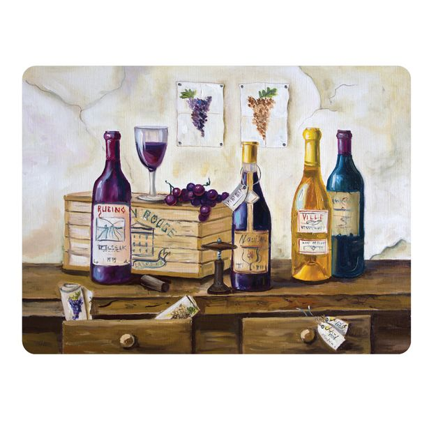 Just Home Cellar Placemat Set 6 offer at $49.99