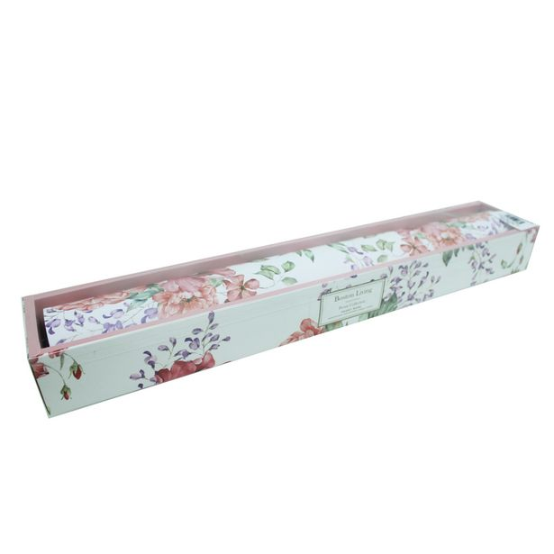 Boston Living Peony Collection Drawer Liner Set Peony Rose offer at $14.99