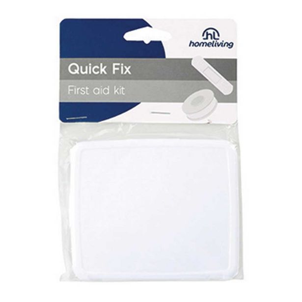 Homeliving First Aid Kit White offer at $4.99
