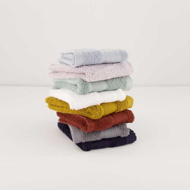 Fieldcrest Baltimore Face Cloth offer at $2.99