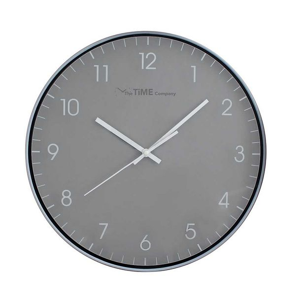 The Time Company Cambridge Wall Clock 35.6cm offer at $14.99