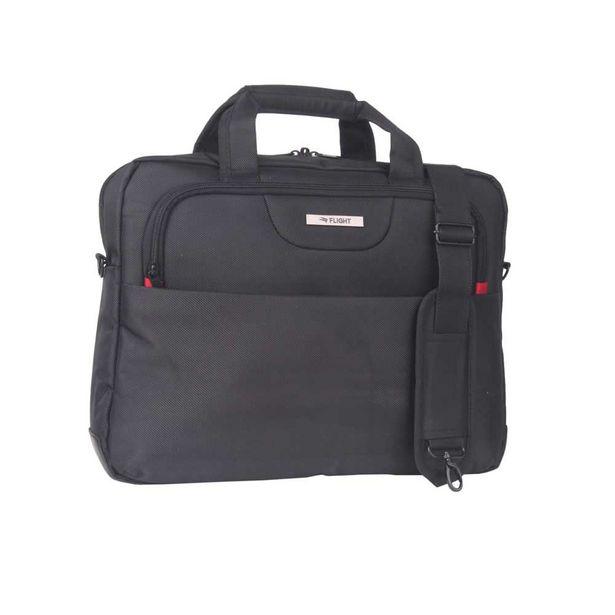 Flight Laptop Business Bag Black 41cm offer at $89.99