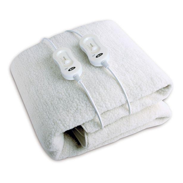 Zip Double Queen Fleece Electric Blanket offer at $159.99