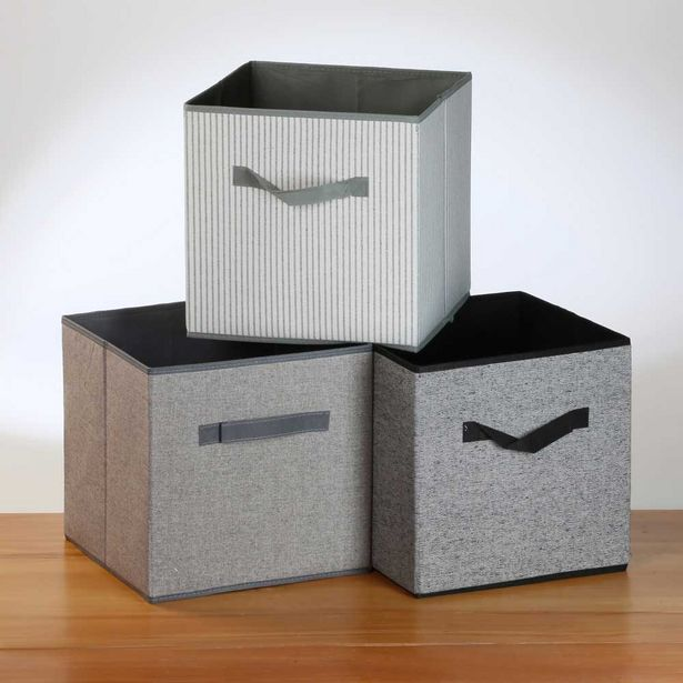 Storage Solutions Foldable Storage Box S1 offer at $17.99